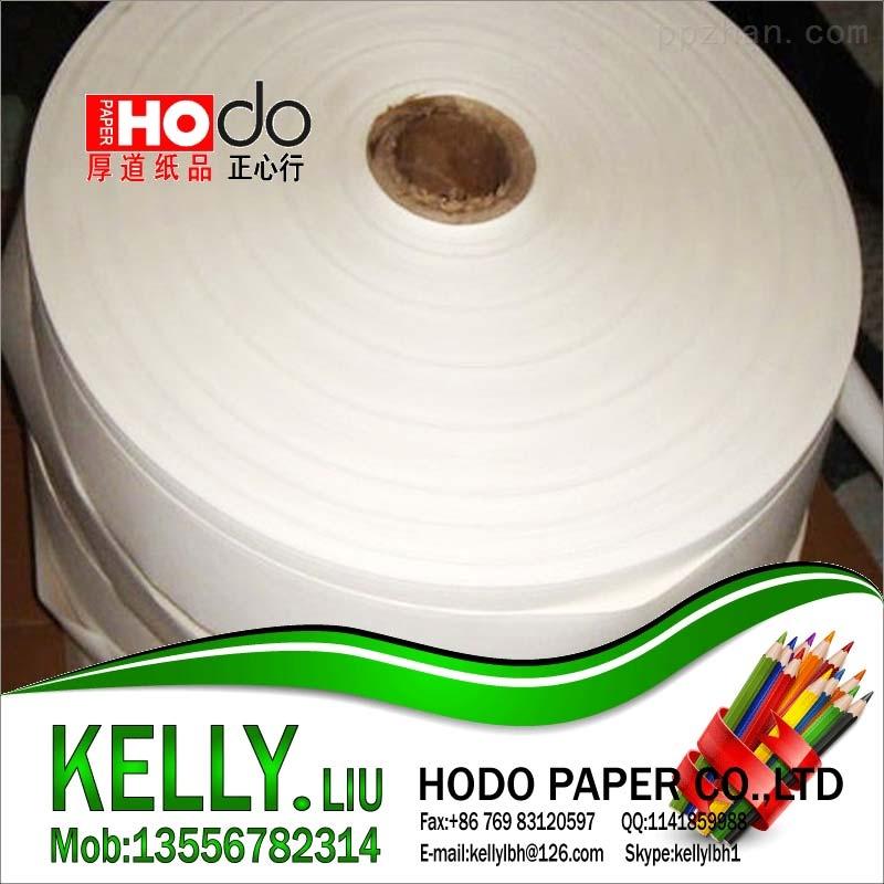本白食品纸防油纸 无荧光环保