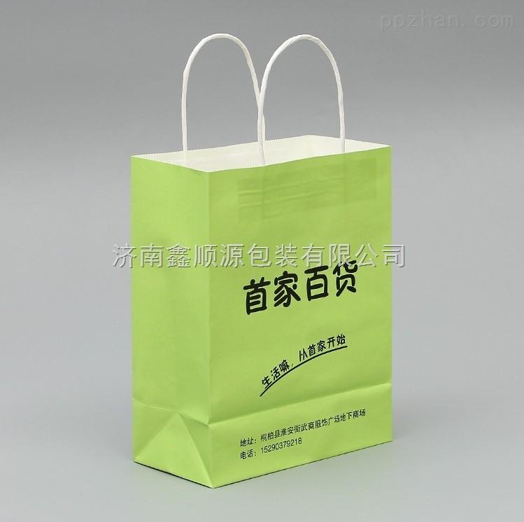 鑫顺源优质手提袋 实力手提袋济南厂家 手提袋量大从优