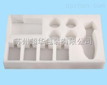 大量供应白色EPE珍珠棉包装盒内衬 缓冲防震珍珠棉内托
