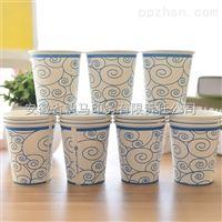 一次性奶茶杯子加厚咖啡豆浆纸杯定制