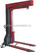 叉车旋臂式缠绕机1东莞在线式缠绕机t广州市萝岗拉伸膜缠绕机特