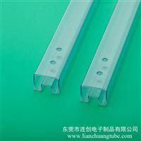 透明方管定制淄博电源IC料管微动开头包装管